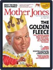 Mother Jones (Digital) Subscription June 17th, 2010 Issue