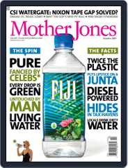 Mother Jones (Digital) Subscription August 26th, 2009 Issue