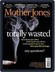 Mother Jones (Digital) Subscription June 24th, 2009 Issue