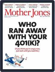 Mother Jones (Digital) Subscription April 27th, 2009 Issue