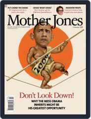 Mother Jones (Digital) Subscription February 17th, 2009 Issue