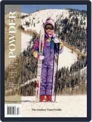 Powder (Digital) Subscription December 1st, 2019 Issue