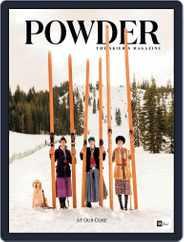 Powder (Digital) Subscription October 1st, 2017 Issue