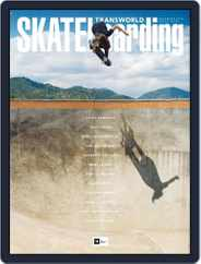 Transworld Skateboarding (Digital) Subscription November 1st, 2016 Issue