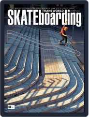 Transworld Skateboarding (Digital) Subscription October 1st, 2016 Issue