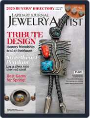 Lapidary Journal Jewelry Artist (Digital) Subscription January 1st, 2020 Issue