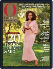 O, The Oprah Magazine (Digital) Subscription May 1st, 2020 Issue