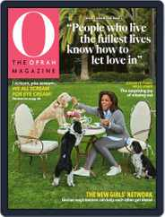 O, The Oprah Magazine (Digital) Subscription April 1st, 2020 Issue