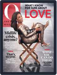 O, The Oprah Magazine (Digital) Subscription February 1st, 2020 Issue