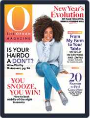 O, The Oprah Magazine (Digital) Subscription January 1st, 2020 Issue