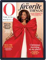 O, The Oprah Magazine (Digital) Subscription December 1st, 2019 Issue