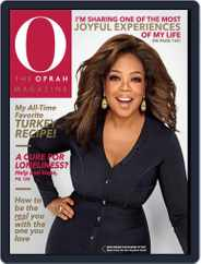 O, The Oprah Magazine (Digital) Subscription November 1st, 2019 Issue