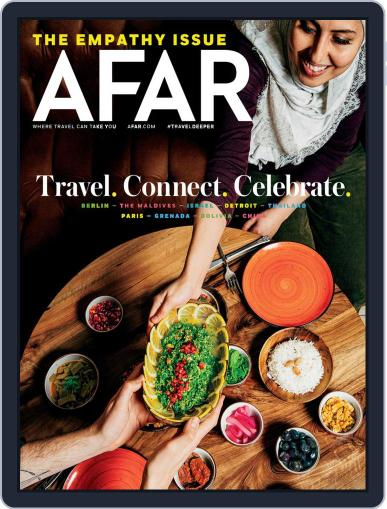 AFAR (Digital) March 1st, 2020 Issue Cover