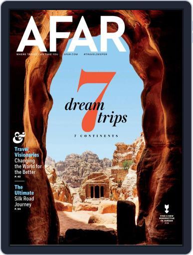 AFAR (Digital) November 1st, 2019 Issue Cover