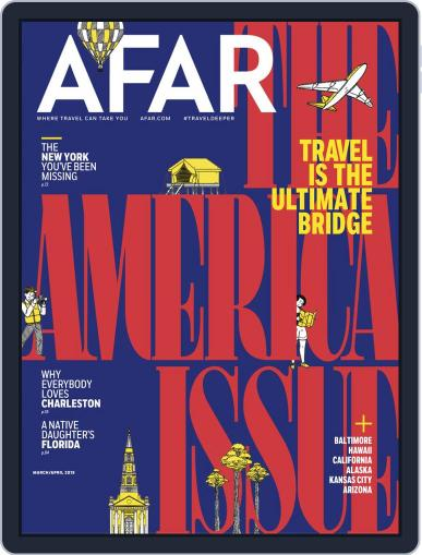 AFAR (Digital) March 1st, 2019 Issue Cover