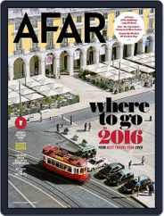 AFAR (Digital) Subscription December 22nd, 2015 Issue