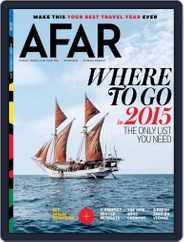 AFAR (Digital) Subscription January 1st, 2015 Issue