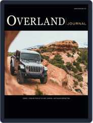 Overland Journal (Digital) Subscription January 1st, 2020 Issue