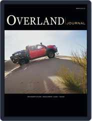 Overland Journal (Digital) Subscription October 1st, 2019 Issue