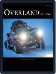 Overland Journal (Digital) Subscription September 1st, 2018 Issue