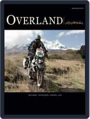 Overland Journal (Digital) Subscription January 1st, 2018 Issue