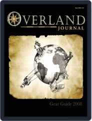 Overland Journal (Digital) Subscription January 1st, 2008 Issue