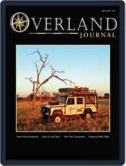 Overland Journal (Digital) Subscription April 1st, 2007 Issue