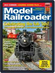 Model Railroader (Digital) Subscription August 1st, 2020 Issue