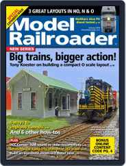 Model Railroader (Digital) Subscription January 1st, 2020 Issue