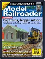 Model Railroader (Digital) Subscription January 1st, 2020 Issue