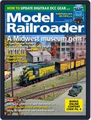 Model Railroader (Digital) Subscription August 1st, 2019 Issue