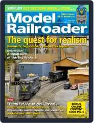 Model Railroader (Digital) Subscription April 1st, 2019 Issue