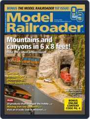 Model Railroader (Digital) Subscription January 1st, 2019 Issue