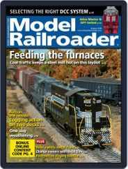 Model Railroader (Digital) Subscription August 1st, 2018 Issue