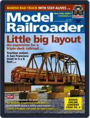 Model Railroader (Digital) Subscription July 1st, 2018 Issue