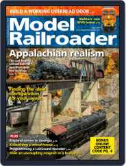 Model Railroader (Digital) Subscription May 1st, 2018 Issue