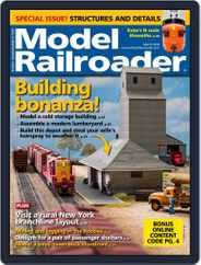Model Railroader (Digital) Subscription March 1st, 2018 Issue