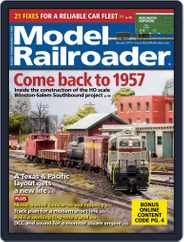 Model Railroader (Digital) Subscription January 1st, 2018 Issue