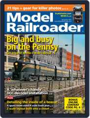Model Railroader (Digital) Subscription November 1st, 2017 Issue