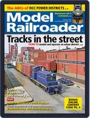 Model Railroader (Digital) Subscription October 1st, 2017 Issue