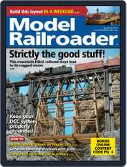 Model Railroader (Digital) Subscription September 1st, 2017 Issue