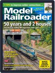 Model Railroader (Digital) Subscription August 1st, 2017 Issue