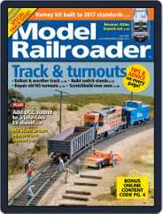 Model Railroader (Digital) Subscription July 1st, 2017 Issue