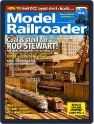 Model Railroader (Digital) Subscription June 1st, 2017 Issue