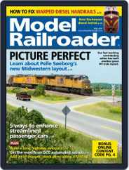 Model Railroader (Digital) Subscription May 1st, 2017 Issue