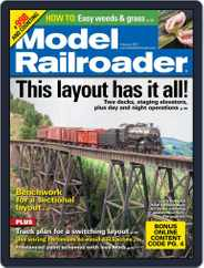 Model Railroader (Digital) Subscription February 1st, 2017 Issue