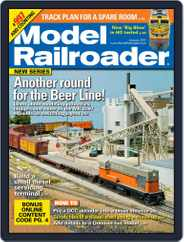 Model Railroader (Digital) Subscription January 1st, 2017 Issue