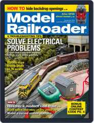 Model Railroader (Digital) Subscription November 1st, 2016 Issue
