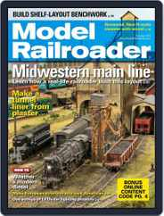 Model Railroader (Digital) Subscription October 1st, 2016 Issue