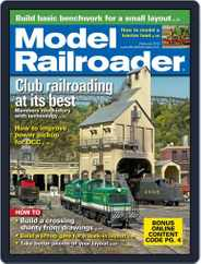 Model Railroader (Digital) Subscription December 25th, 2015 Issue